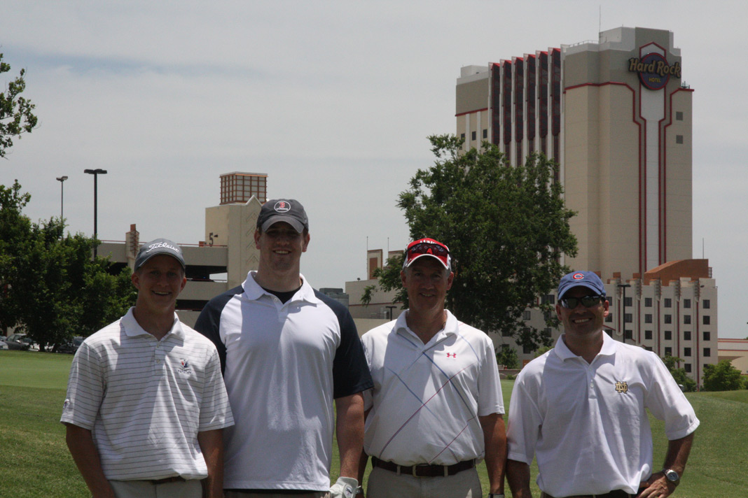 Golf Scholarship Scramble