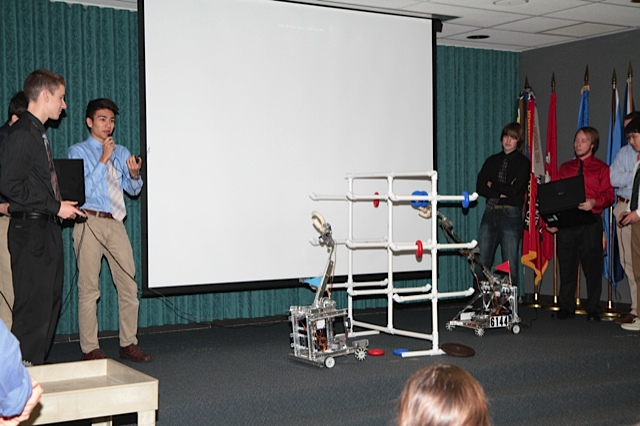 More robot demonstrations
